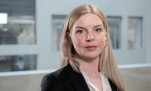 LØSER PROBLEM: Leder i Forbrukerrådet, Pia Cecilie Høst, mener merkene som gir rustgaranti løser potensielle uenigheter med forbrukerne. Foto: Forbrukerrådet