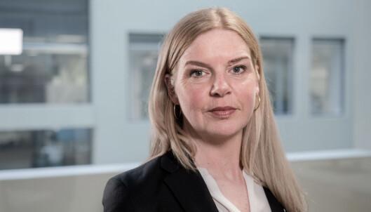 <strong>LØSER PROBLEM:</strong> Leder i Forbrukerrådet, Pia Cecilie Høst, mener merkene som gir rustgaranti løser potensielle uenigheter med forbrukerne. Foto: Forbrukerrådet