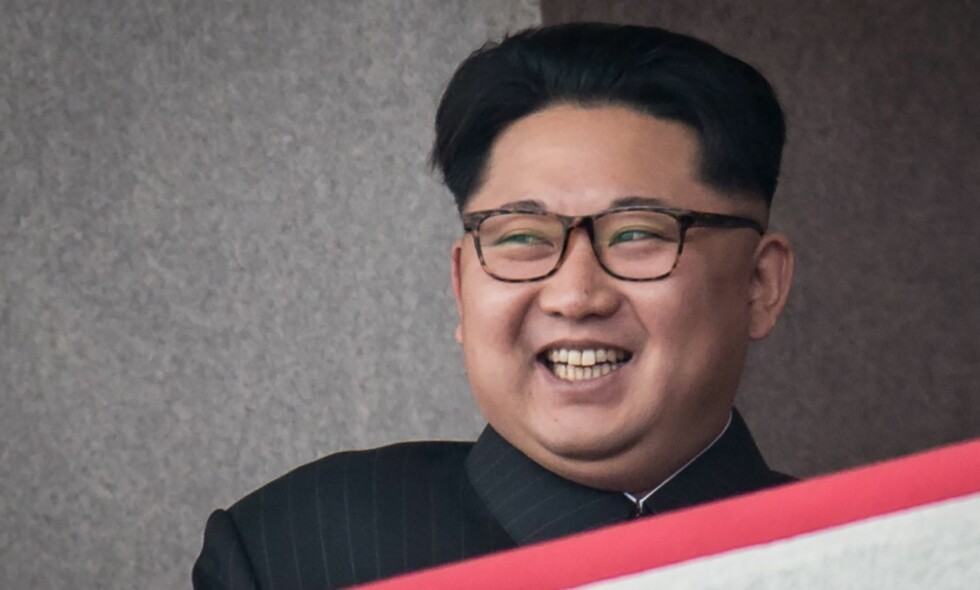 VIL HA BEDRE NABOFORHOLD: Ifølge UiO-professor Vladimir Tikhonov har Kim Jong-un stor interesse i å pleie et bedre forhold til Sør-Korea. Foto: AFP PHOTO / Ed JONES / NTB Scanpix