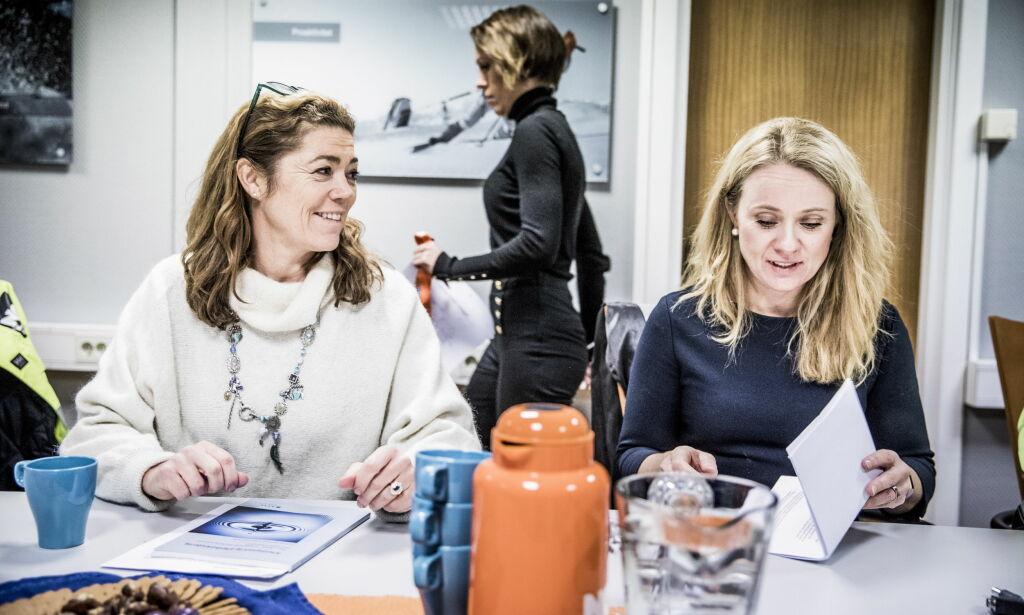 image: Gladnyhet fra Skogen Lund: - Det er tid for lønnsvekst