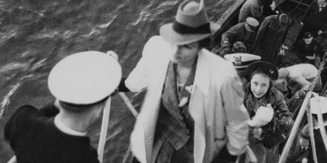 image: Det ukjente krigsdramaet: Kronprinsesse Märthas livsfarlige flukt fra nazistene