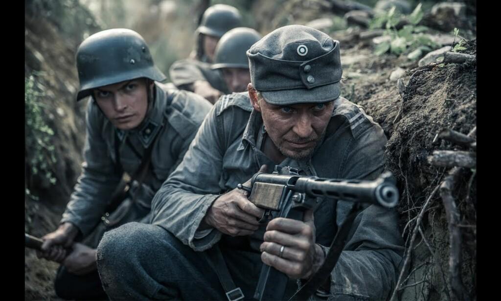 FOR TREDJE GANG er romanen «Ukjent soldat» blitt filmet. Alle versjonene varer i rundt tre timer.