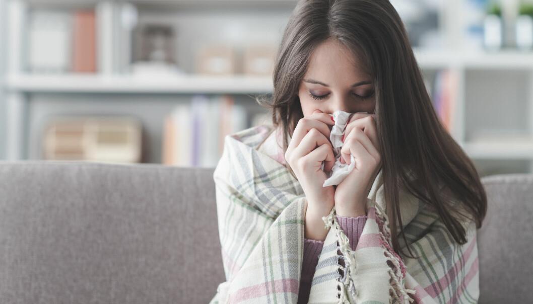 BLODFORGIFTNING: Blodforgiftning (sepsis) utvikler seg fra en infeksjon, som en lungebetennelse. FOTO: NTB Scanpix