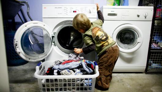 Finn riktig vaskemaskin