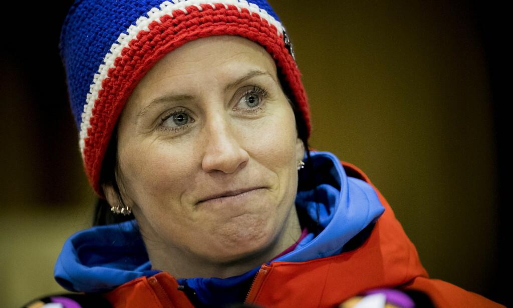 KLAR: Marit Bjørgen skal ikke uventet gå på det norske stafettlaget i OL. Foto: Bjørn Langsem / Dagbladet