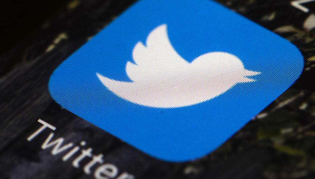FØRSTE OVERSKUDD: Twitter-aksjen har steget nok til at selskapet kan vise til sitt første overskudd. Foto: Matt Rourke / AP / NTB scanpix