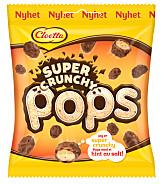 SUPER: Sprø og salte Pops,.