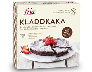 FRI FOR: Ikke slankemat, men helt uten gluten, laktose og melkeprotein.