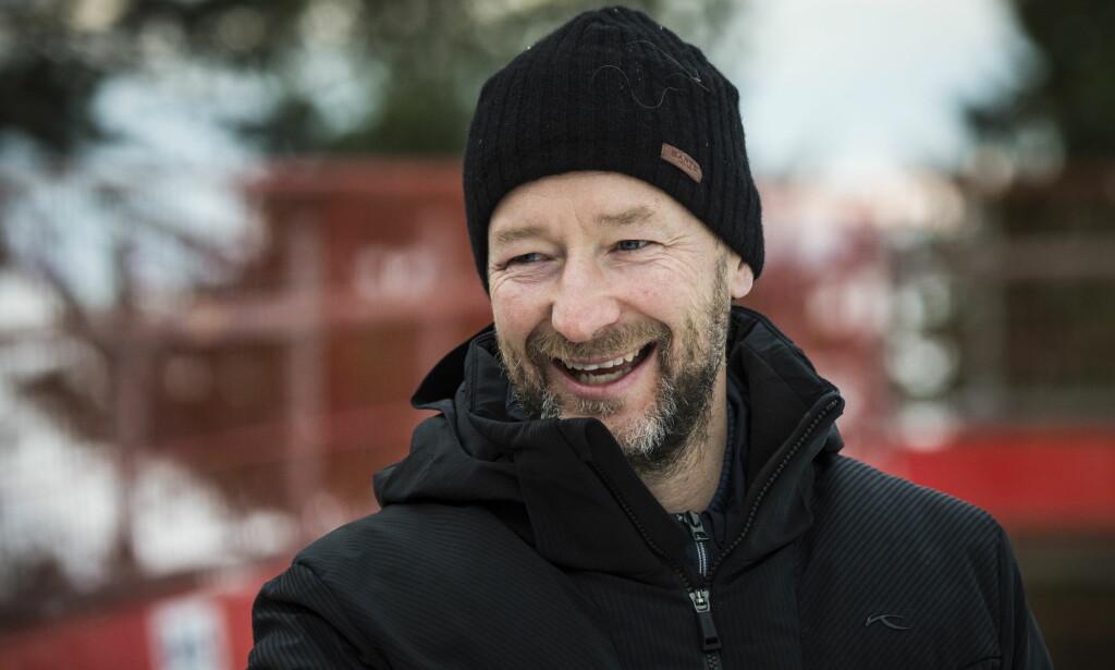 MARERITT: - Aldri før har jeg kjent det så kaldt, og det var en ut av helvetes vind også, sier Kjetil André Aamodt til NTB. Foto: Lars Eivind Bones / Dagbladet