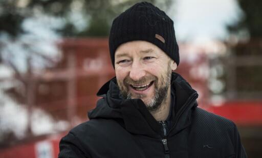 NERVØS FØR RENN: Kjetil André Aamodt. Foto: Lars Eivind Bones / Dagbladet