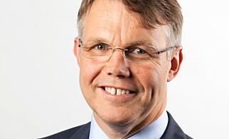 STOR TRO: Bror-Lennart Mentzoni (KrF) er leder for helse, sosial og omsorgsutvalget i Sandefjord kommune. Han har stor tro på de nye sykehjemmene. Foto: Eric Johannessen