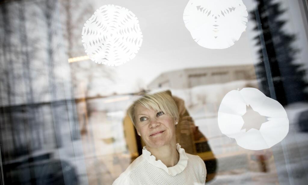 FIKK HJELP: Marianne Bye trodde på det verste at hun aldri ville få tilbake de gode søvnrutinene. Foto: Tomm W. Christiansen / Dagbladet