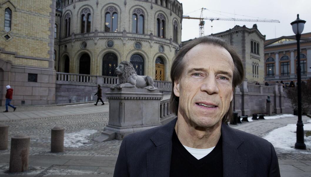 SIER NEI TIL NOMINASJON: Stortingsmannen Bøhler trer av. Groruddalens sterke mann jobber videre. Foto: Henning Lillegård / Dagbladet .