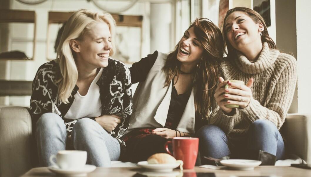 SKAP EGEN LYKKE: Fokuser på din egen lykke først for trives du med ditt eget liv vil du også bli mer tiltrekkende. Foto: Scanpix.