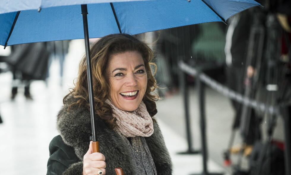 LUFTET MENINGER: Men i Unio falt Kristin Skogen Lunds synspunkter om offentlig pensjon i dårlig jord. Foto: Lars Eivind Bones / Dagbladet