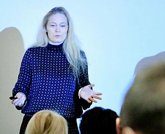 <strong>HAR TROEN:</strong> Kommunikasjonssjef Hege Steinsland i BankID tror både brukerne og tjenestene kommer til å like xID. Foto: Ole Petter Baugerød Stokke