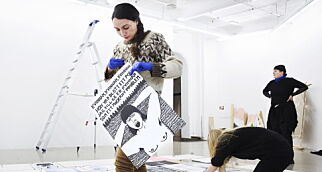 image: #Metoo blant kunstnerne: - Det er veldig farlig å åpne kjeften