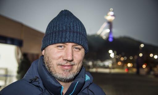 MARERITTET: Per Elofsson er nå ekspertkommentator hos Eurosport i Sverige. Overfor Dagbladet snakker han ut om sin egen store smell og hvordan Johannes Høsflot Klæbo skal unngå det samme. Foto: Hans Arne Vedlog / Dagbladet