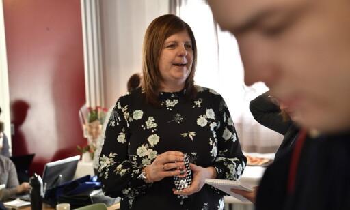 VENTER APPLAUS: Trude Tevik Gulbrandsen leder interrimstyret i Orkland Ap. Foto: Lars Eivind Bones.