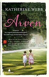 """ARVEN"" er debutboka fra 2011."