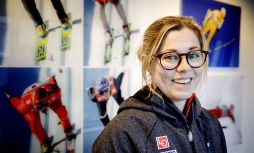 KJEMPET FOR KVINNENE: Anette Sagen. Foto: Nina Hansen / Dagbladet