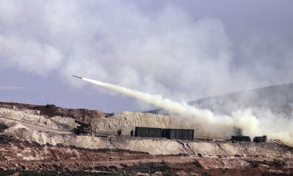 image: Sju tyrkiske soldater drept i Afrin-offensiv