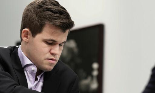 image: Magnus Carlsen vant i Fischer Random