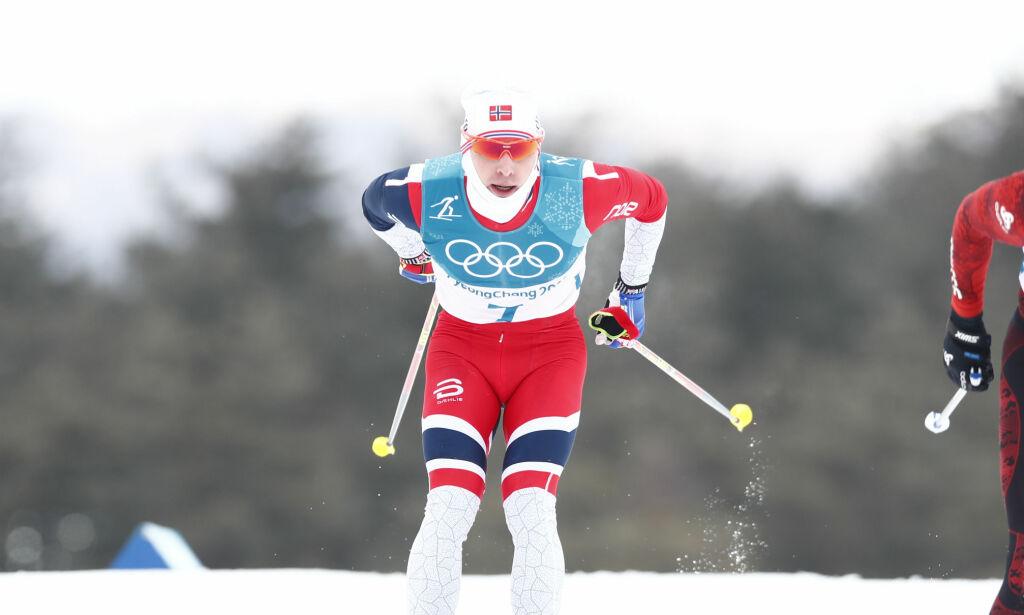 image: Helnorsk pall da Krüger tok OL-gull