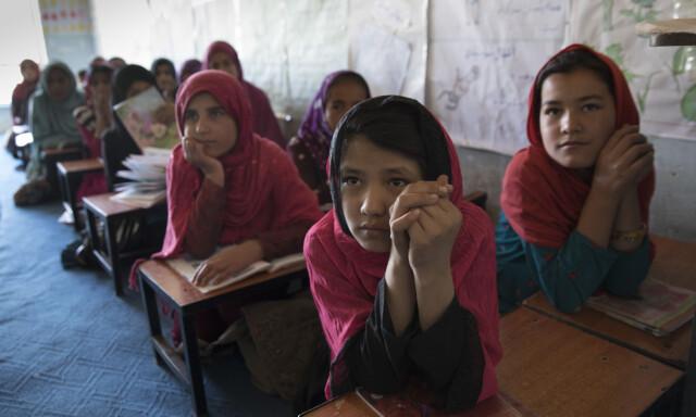 ea51d8e50 Jenters utdanning - Norge bør tale afghanske jenters sak - Dagbladet