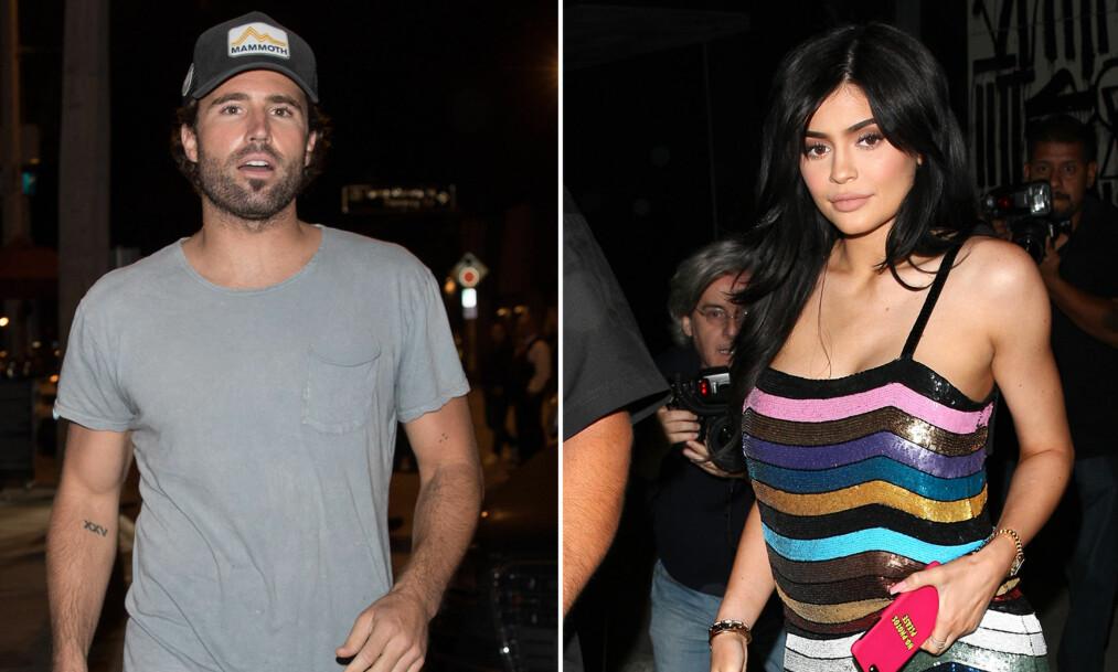 IKKE NÆRE LENGER: Kylie Jenners halvbror, Brody Jenner, sier at han ikke har møtt lillesøsteren sin på flere år. Foto: NTB scanpix