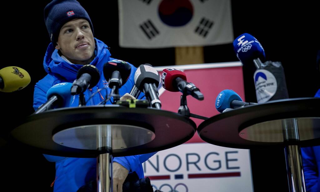 RYSTET: Johannes Høsflot Klæbo synes det er ekkelt å høre hvordan mange idrettsbarn blir behandlet i Sør-Korea. Foto: Bjørn Langsem / Dagbladet