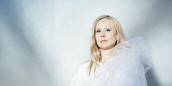image: Susanna med krystallklar melankoli på sin nye plate
