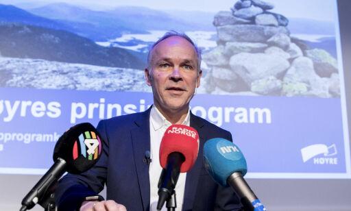 image: Høyre vil si ja til assistert befruktning av single - holder på nei til eggdonasjon