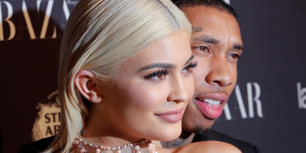 image: Kylie Jenners eks vil ha DNA-test