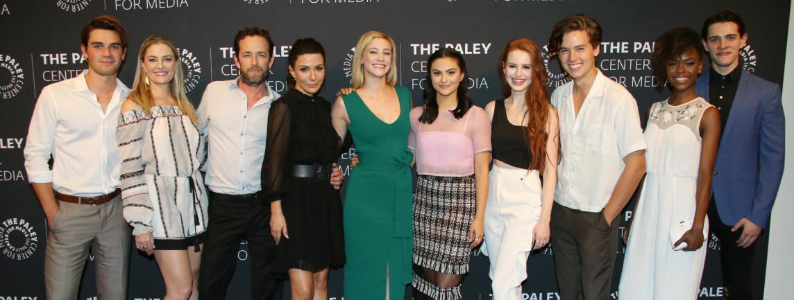 TAR PAUSE: Nå må vi vente nesten en hel måned før neste episode av «Riverdale» sendes. FOTO: Scanpix