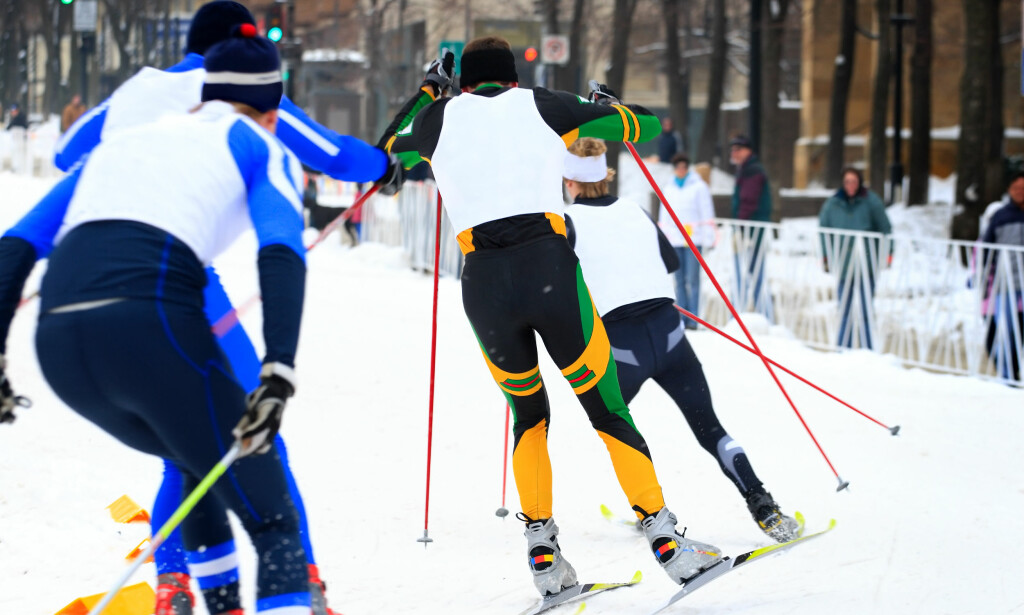MER GULLJUBEL? Norge og Johannes Høsflot Klæbo må finne seg i å være storfavoritter foran sprinten.