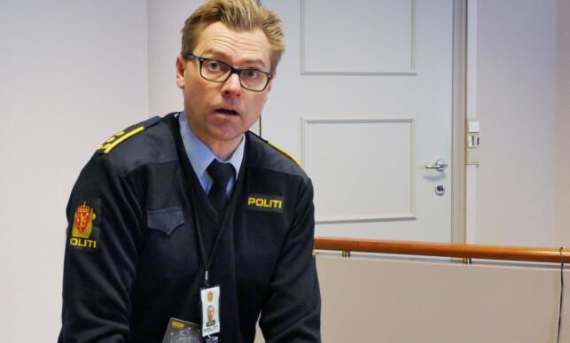 PÅTALEANSVARLIG: Politiadvokat Ørjan Ogne er påtaleansvarlig i saken. Foto: Leif Stang / Dagbladet