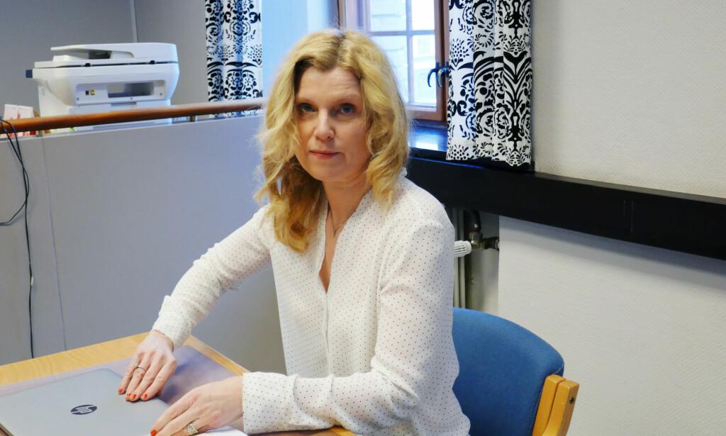 FORSVARER: Jannicke Keller-Fløystad fra Advokatfirmaet Elden. Foto: Leif Stang / Dagbladet