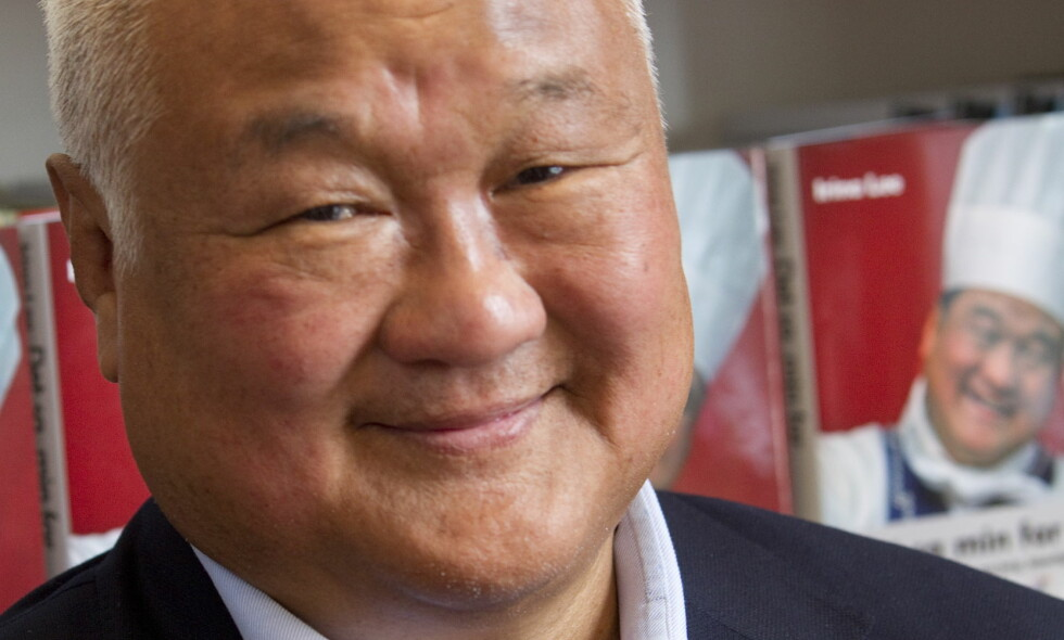 MR. LEE: Chul Ho Lee kom til Norge som 17-åring og ble selve symbolet på den vellykkede innvandrer. Foto: Terje Bendiksby