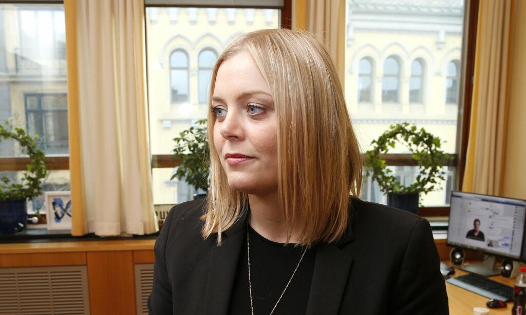 image: Høyre-kvinner egger til biobråk: Barnløse Tina (31) håper partiet snur