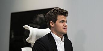 image: Carlsen økte ledelsen mot Nakamura
