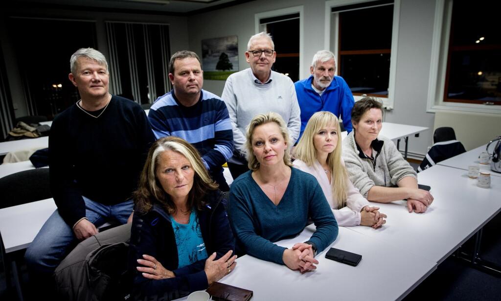 SLÅR TILBAKE: Medlemmene av det tidligere styret og kommunesgruppa til Frp i Råde, avviser på det sterkeste at de forsøker å skade partiet. Foto: John T. Pedersen