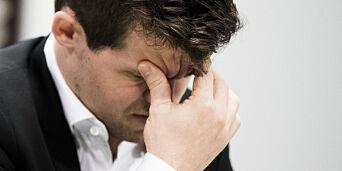 image: Carlsen glemte tida og tapte:- Skjønner ikke hva som skjedde