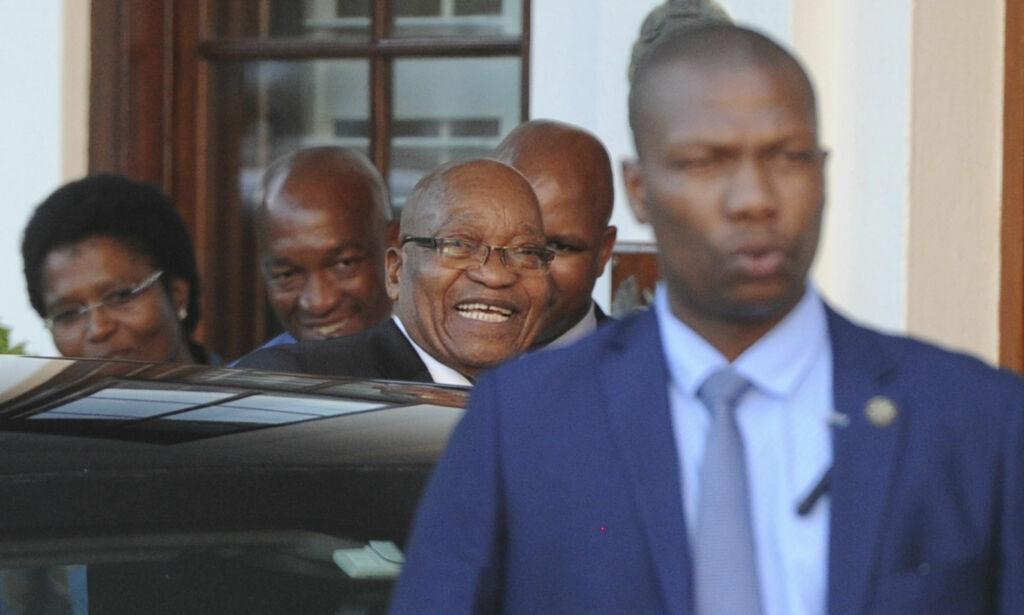 image: Kilder: ANC krever Zumas avgang