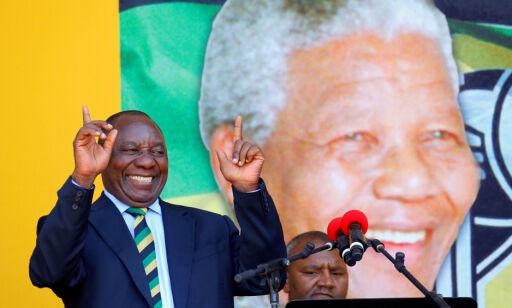 image: Han er en av Sør-Afrikas rikeste. Snart blir han også landets president
