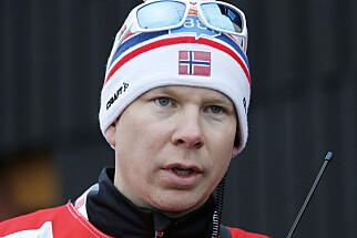 OPPGITT: Trener Bjørn Kåre Ingebrigtsen. Foto: Terje Pedersen / NTB scanpix
