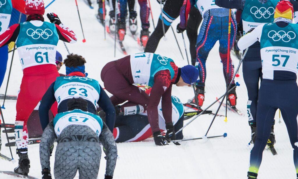 image: Tror det kommer til å smelle i OL-sprinten: - Veldig teknisk krevende