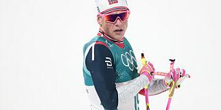image: Klæbo nummer to i sprintprologen