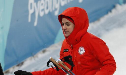 image: Heidi Weng i full forvirring etter målgang: - Hvor skal jeg gå?