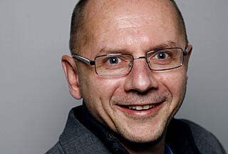 FORBRUKSFORSKER: Vi har bedt Runar Døving kommentere årets nye middager. Foto: Høyskolen Kristiania